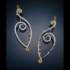 Etruscan-inspired jewelry from Zaffiro - Made in USA