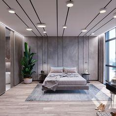 Target Home Decor Interior Ceiling Design, House Ceiling Design, Ceiling Design Living Room, Bedroom False Ceiling Design, Master Bedroom Interior, Modern Master Bedroom, Home Room Design, False Ceiling Ideas, Modern Ceiling Design