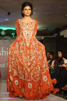 Anarkali by Uzma Shehraz