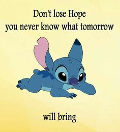 Pin by isabella on stitch Cute Quotes, Funny Quotes, Funny Memes, Sad Sayings, Phrase Disney, Lilo And Stitch Quotes, Disneyland, Funny Phone Wallpaper, Wolf Wallpaper