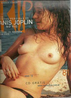 ♡♥Janis Joplin relaxes in Rio♥♡