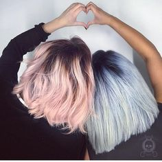 Hair color and cut designs by @hairgod_zito #hotonbeauty #hothairvids