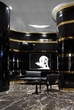 Bisha Hotel & Residences, Toronto. Interior design by Munge Leung.