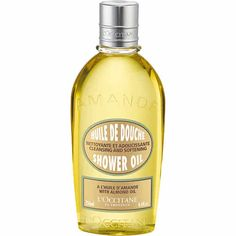 L'Occitane Almond Foaming Shower Oil 250ml