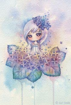 La princesse des Fleurs ♥