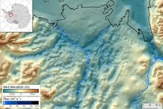 Antarctica: Researchers Find Huge Channels beneath Ice Shelf Oct 7, 2013 by Sci-News.com  In a new paper published in the journal Nature Geoscience, British researchers have reported the discovery of giant ice channels beneath the...
