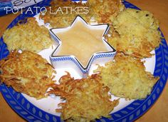 Potato latkes for Thanksgiving this year? http://leahsthoughts.com/8-thanksgiving-dishes-that-never-fail/