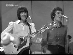Hollies....Stop, Stop, Stop.  Great folk song, great lyrics....makes ya wannta get up and dance!