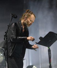 Thom Yorke - #Radiohead - Austin City Limits Music Festival - October 7, 2016 Texas - #Music