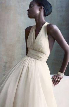 Madisin Bradley for Martha Stewart Weddings