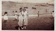 Playa de Riazor 1935