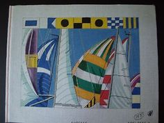 1000 Images About Needlepoint Nautical On Pinterest