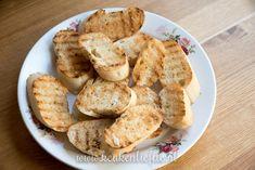 3x bruschetta recept Bruschetta Recept, Stuffed Mushrooms, Bread, Cookies, Vegetables, Desserts, Food, Stuff Mushrooms, Crack Crackers