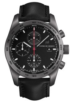 Now all I need is a real Porsche to accessorize with this watch. Porsche Design Timepiece No. 1