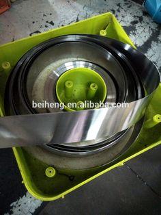 Carbon steel gravure printing doctor blade
