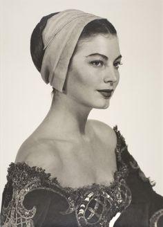 Man Ray - Ava Gardner, 1950