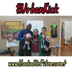 Another awesome #UrbanAssKicking class tonight at the #HookedOnFitness Studio! Come on up and see what the buzz is all about...  #GroupFitness #PhillyPersonalTrainer #FitFam #BestInPhilly #BestInPhillyJustGotBetter http://ift.tt/1Ld5awW Another shot from #HookedOnFitness