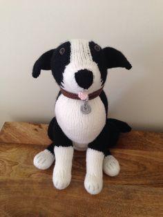 Collie dog -Alan Dart pattern