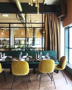The Lobby Fizeaustraat   Amsterdam   Restaurant   Fabrics   Decor   Interior Design  