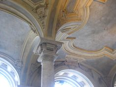 beautiful ceiling, italian palace !