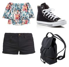 """Untitled #342"" by jamiesowers14 on Polyvore featuring Elizabeth and James, TWINTIP and Converse"