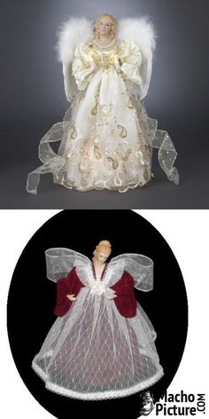 Angel christmas tree toppers angels - 3 PHOTO!