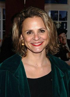 Comedian and writer Amy Sedaris is known for her outrageous stage and television characters.