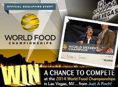 World Food Championships 2014