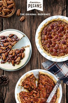 the latest 2adb8 07cee Do you take your pecan pie classic or with a twist Impress holiday guests  with