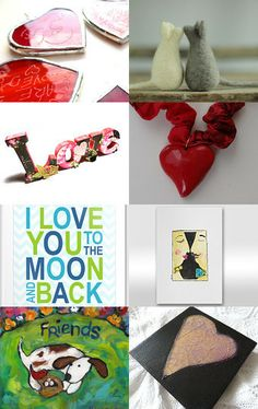 LOVE is all you Need by JoAnne on Etsy--Pinned with TreasuryPin.com