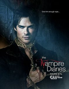 Ian Somerhalder in The Vampire Diaries (2009)