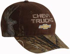 Chevy Trucks Buck Camo Cap