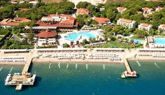 Crystal Flora Beach Resort - Kemer, Antalya Otelleri