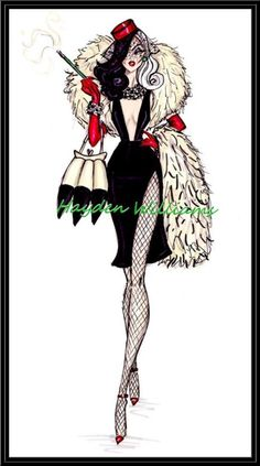 Hayden Williams ~ Cruella De Ville
