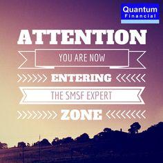 Seek only expert #SMSF advice