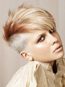 Undercut Punk Hair Style