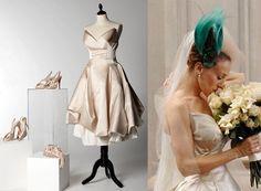vivienne westwood bridal gown | Eatcreatelove Carrie Bradshaw Wedding Dress Vivienne Westwood