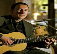 Our classical & Spanish playing guitarist is available to hire for your private function in London & the UK.