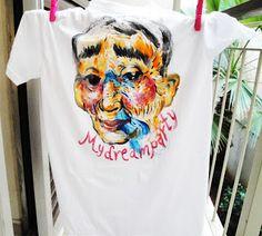 ManolisZoulakis: mydream party tshirt!