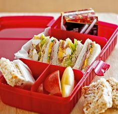 Uzsonnák iskolába, kirándulásra, piknikre / Lunchboxes for school, excursion, picnic