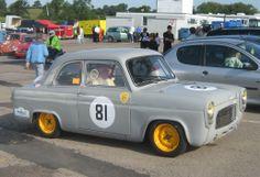 1958 Ford Anglia 100E  (C)   (HSCC)