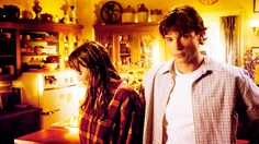 Love the way Lois enters the series. :) #Smallville
