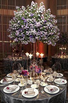 Centros de mesa para bodas - Paperblog
