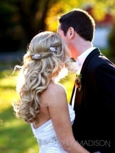 Bridal Boutique: Wedding Hairstyles