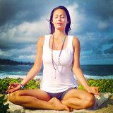 happy buddha balance chakra mala - be present