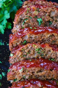 Classic Meatloaf Recipe, Good Meatloaf Recipe, Meat Loaf Recipe Easy, Meatloaf Recipe No Bread Crumbs, Best Meatloaf Recipe With Oatmeal, Classic Recipe, Bacon Meatloaf, Chicken Meatloaf, Meatless Meatloaf