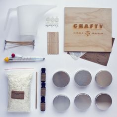 The Ultimate Candle Making Kit! #DIYsoycandles #soy #candles #candlemaking #Candlemakingsupplies #candlesupplies #Craftycandlesupplies #howtomakesoycandles #homemade #handmade #DIY