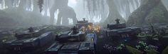 E3 2015: PlanetSide 2 launches on PS4 today with a better build than beta | Massively Overpowered