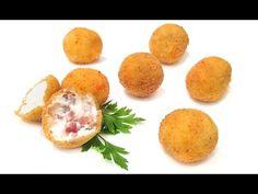 Bolitas de Queso | Philadelphia Cheese Ball - YouTube
