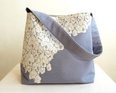 lace on purse